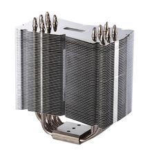 China 6pcs Copper Heatpipe Heat Sink