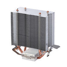 4-piece Copper Heat Pipe Heatsink from China (mainland)