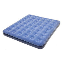 Queen size air mattress flocked air mattress from China (mainland)