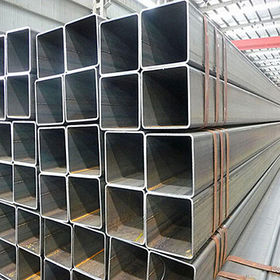 Steel square tubing from China (mainland)