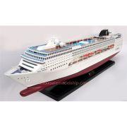 Wholesale MSC OPERA Wooden Model Ship, MSC OPERA Wooden Model Ship Wholesalers