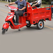 3-wheel electric cargo tricycle Manufacturer