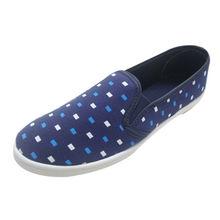 PVC Casual Flat Footwear Point Sneakers from Xiamen Wayabloom Industry Co., Ltd