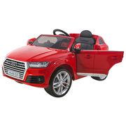 Audi Q7 Licensed Ride on car Battery