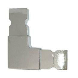 China Grinding surface treatment display racks corners