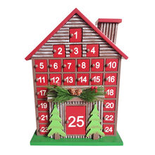 Wooden desk calendar from China (mainland)