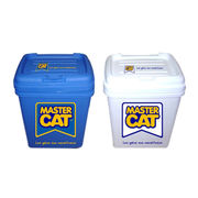 Hong Kong SAR Pet Food Storage Container with PP Plastic Material Housing