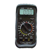 Digital Multimeter with Batteries, Flashlight and Backlight from Shenzhen Everbest Machinery Industry Co. Ltd