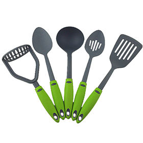 China 5pcs Nylon kitchen utensils / kitchen appliances