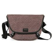 China Women Cotton Canvas Shoulder Bag Messenger Bag