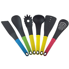 China 6pcs Nylon kitchen utensils / kitchen appliances /