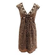 lace dress from China (mainland)