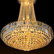 Modern Classic Crystal Chandelier