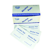 Medical Disposable Alcohol Swabs, CE Approved