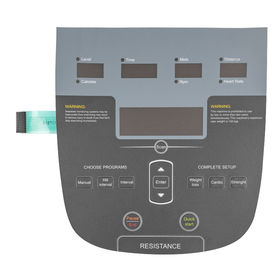 Custom-made membrane switches keypad from China (mainland)