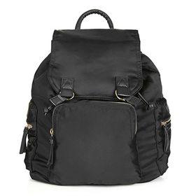 China Black Women's Backpack