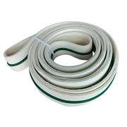 Kevlar felt belt with V guide, suitable for aluminum extrusion plants