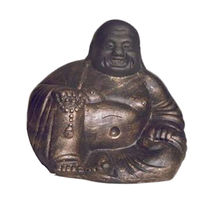India Laughing Buddha Sculpture