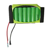 51.8V 5,000mAh Li-ion battery pack , assembled by 18650 Samsung Cell from Dongguan Victory Battery Technology Co., Ltd.