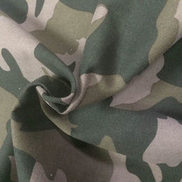 High color fastness camouflage fabrics, pure cotton yarn from Shaoxing Langhui Textile Co. Ltd