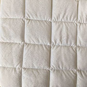 Luxury fleece quilted mattress protector from China (mainland)
