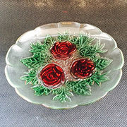 China Hot Sale Promotional Glass Plate