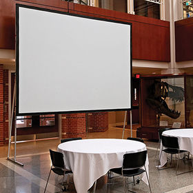 3D Large Fast Fold Screen Projector Screen from China (mainland)