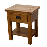 Hot Sale Modern Oak Solid Wood Nightstand from China (mainland)