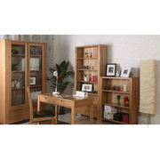 Hot Sale Modern Oak Solid Wood Bookcase from China (mainland)