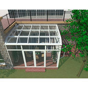 Prefabricated glass house from China (mainland)