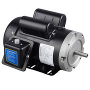 Rolled Steel Motor, 56 TEFC Frame Detachable Foot, with C Flange Capacitor Start/Capacitor Run from Cixi Waylead Electric Motor Manufacturing Co. Ltd