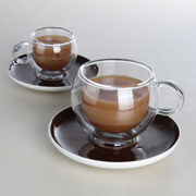 Elegant Coffee Mug with Saucer, Better Choice for Coffee and Tea from U&Me Elegance Houseware Manufacturing Co. Ltd