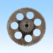 China Gear CNC machining parts
