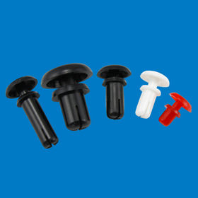 Plastic snap rivet, made of nylon, RoHS Directive-compliant from Ganzhou Heying Universal Parts Co.,Ltd