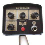 Underground Metal Detector with Gold Prospector