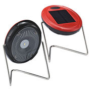 0.5W solar reading lamp with lithium battery and 5 years warranty