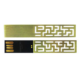 USB Stick, 128MB-64GB, Private Metal Strip from Memorising Tech Limited