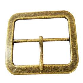 China Pin buckle