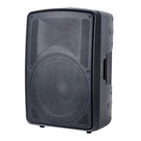 Plastic speaker
