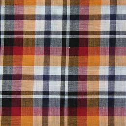 China Yarn dyed check fabrics