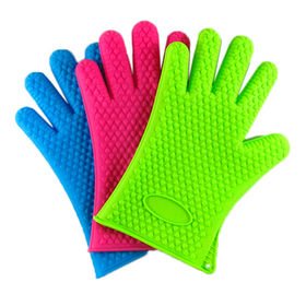 Oven gloves from China (mainland)
