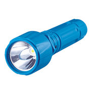1W LED rechargeable torch from China (mainland)