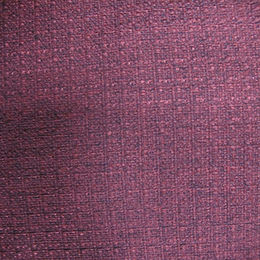 China 100% polyester linen check fabric