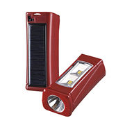 China 4X0.5W solar reading lamp charged