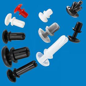 Plastic snap rivet from Ganzhou Heying Universal Parts Co.,Ltd
