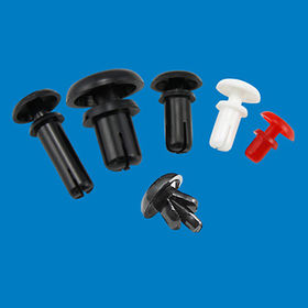 Nylon snap rivet from Ganzhou Heying Universal Parts Co.,Ltd