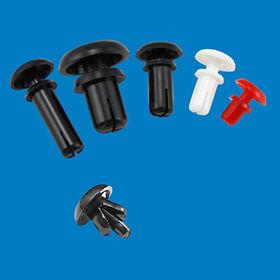 Plastic nylon R rivet from Ganzhou Heying Universal Parts Co.,Ltd
