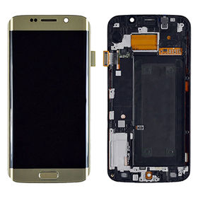 LCD Display Screen and Touch Digitizer Assembly for Samsung Galaxy S6 Edge G9250 from Anyfine Indus Limited