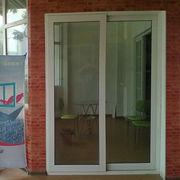 PVC sliding door from China (mainland)