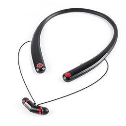 China Bluetooth Headphones Neckband Wireless